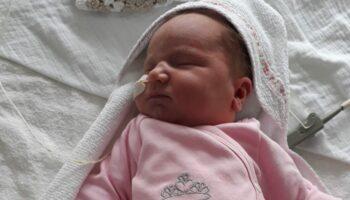 Geboorte Debora Westeneng